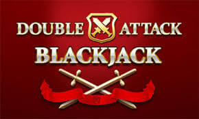 Exciting Casino Card Game Double Attack Blackjack