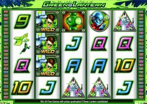 Green Lantern Online Slot Review and Guide for Players