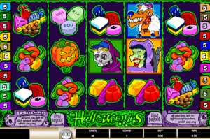 Microgaming Halloweenies Slot Highlights for Internet Casino Gamblers